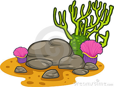Seaweed Clipart.