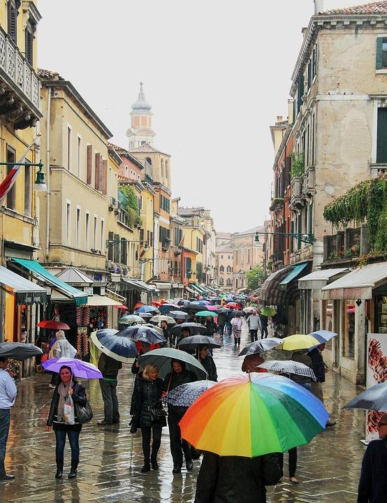 Umbrella, Architecture, Buildings.