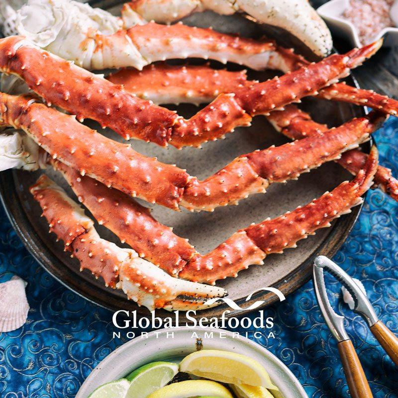 Global Seafoods North America in Bellevue, WA.