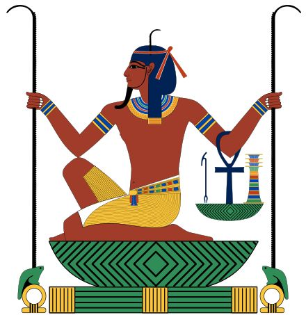 In Egyptian mythology, Heh (also Huh, Hah, Hauh, Huah, Hahuh) was.