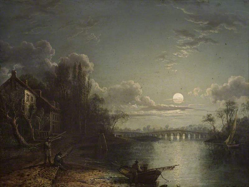 Sebastian Pether (1790.