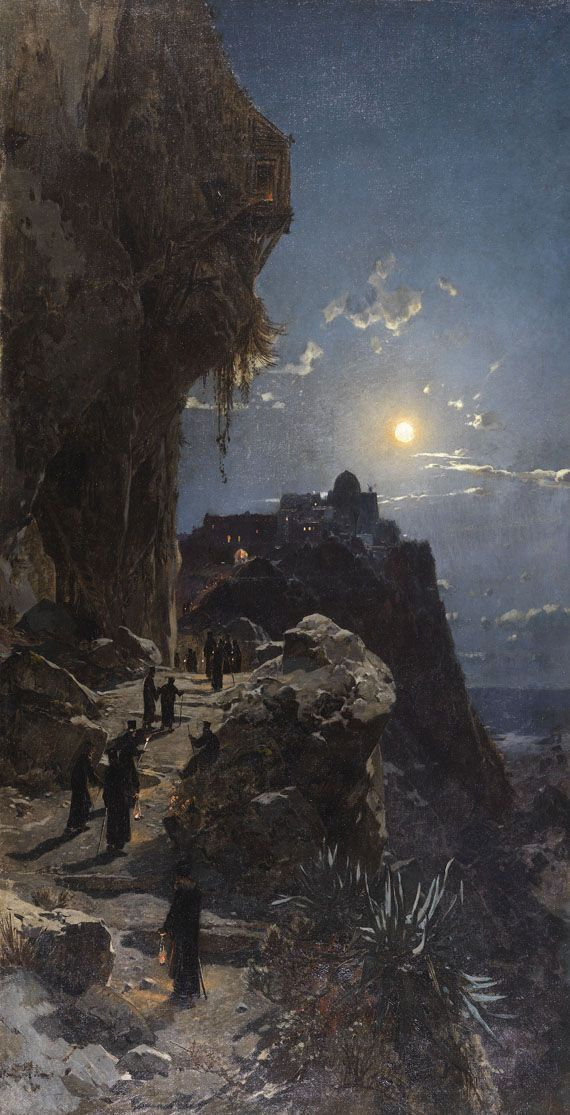 1000+ images about Escena nocturna / Night scene on Pinterest.