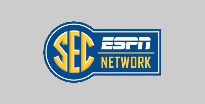 SEC Network Channel Finder.