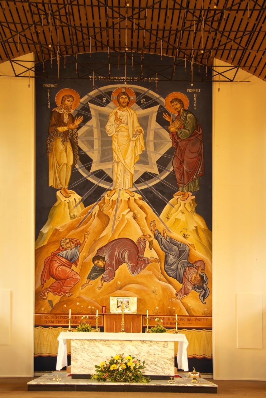 Project Fresco — Lancaster University Roman Catholic Chaplaincy Centre.