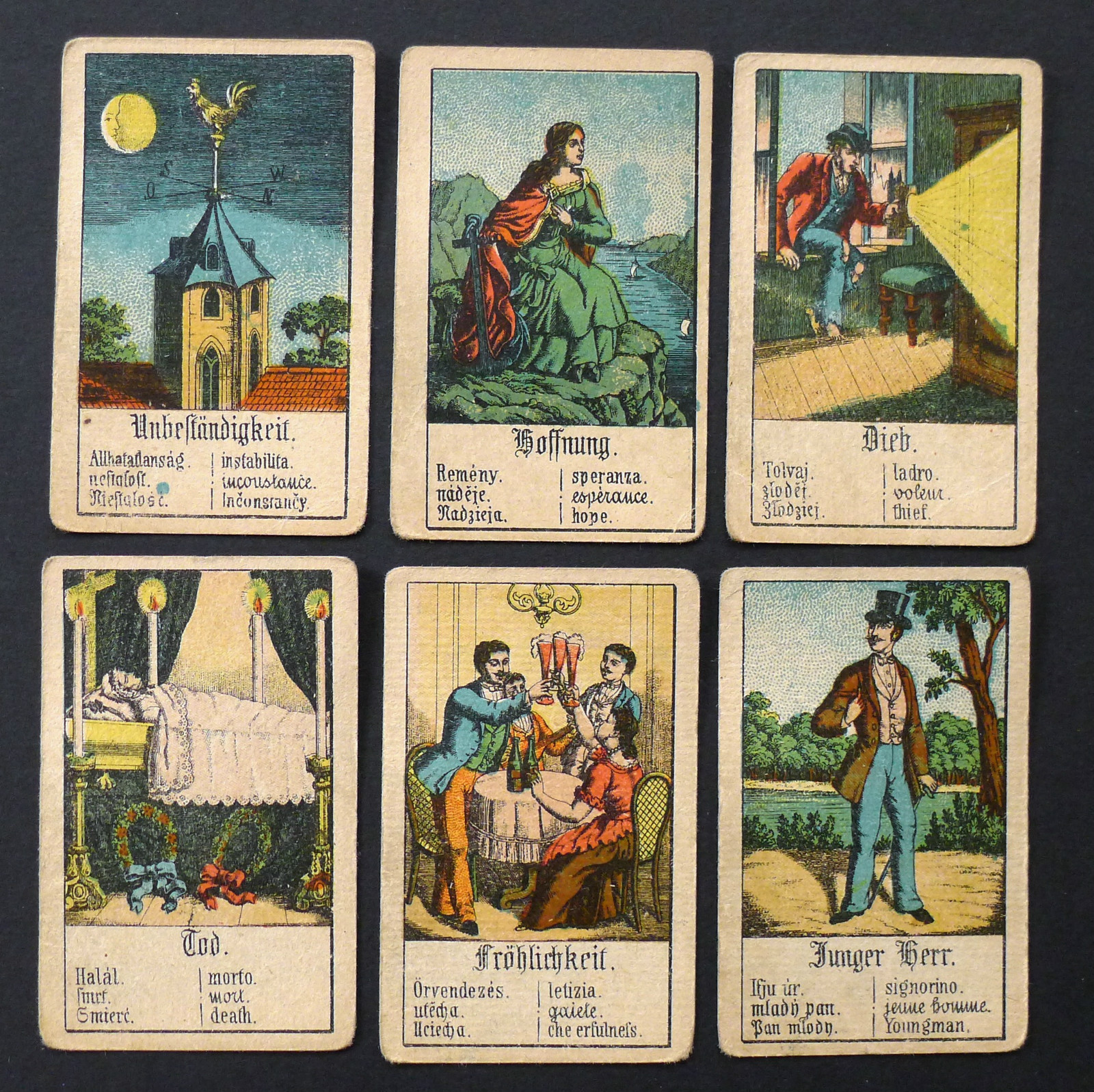 Second alpine schafkopf clipart clipground for Decorative tarot cards