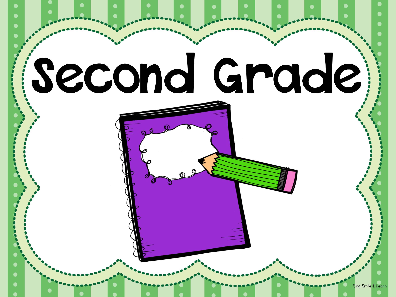 Similiar Second Grade Clip Art Keywords.