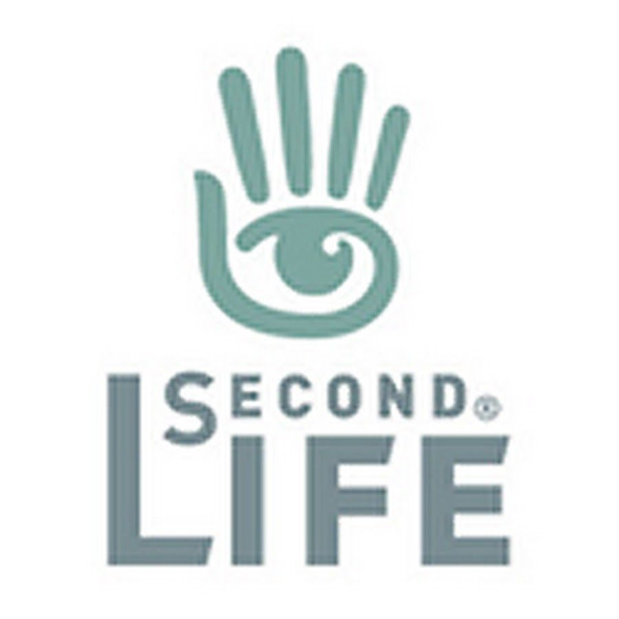 Image result for second life logo.