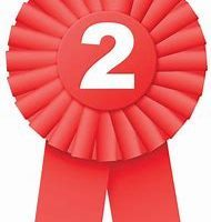Second place ribbon clipart 3 » Clipart Portal.