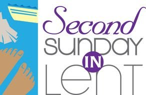 Second Sunday In Lent Clip Art N2 free image.