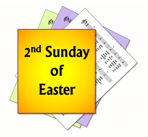 LiturgyTools.net: Hymn suggestions, 2nd Sunday of Easter (Low.