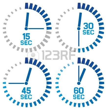 7,078 Seconds Cliparts, Stock Vector And Royalty Free Seconds.