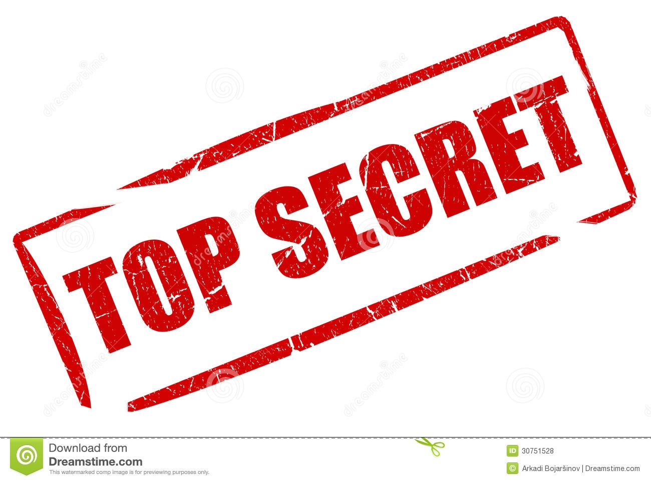 Secrecy clipart.