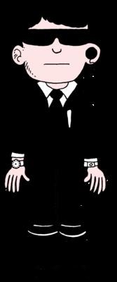 Secret Agent Clipart.