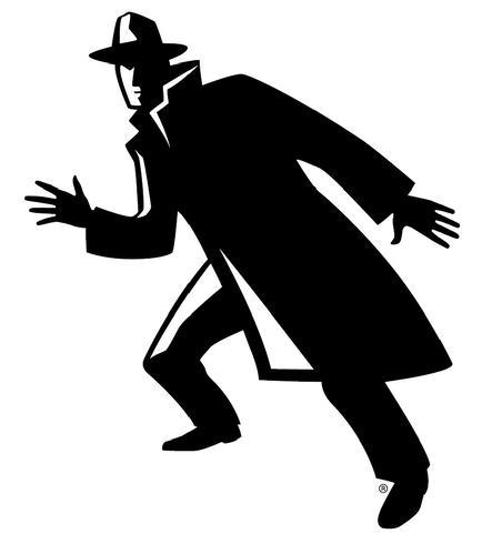Secret Agent Man.