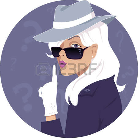 4,919 Mystery Woman Stock Illustrations, Cliparts And Royalty Free.