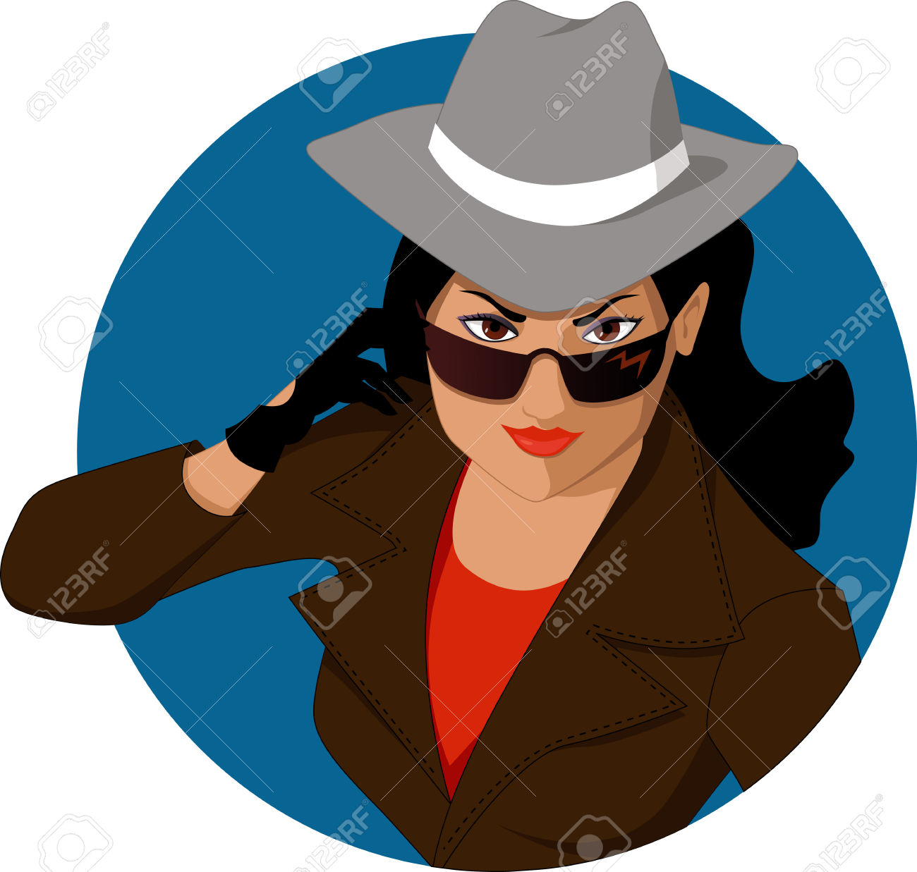 2,024 Secret Agent Stock Vector Illustration And Royalty Free.