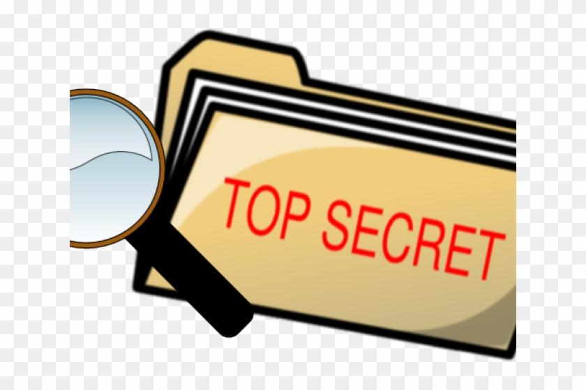 Mission Clipart Top Secret Mission.