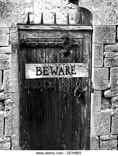 No Entry Black and White Stock Photos & Images.