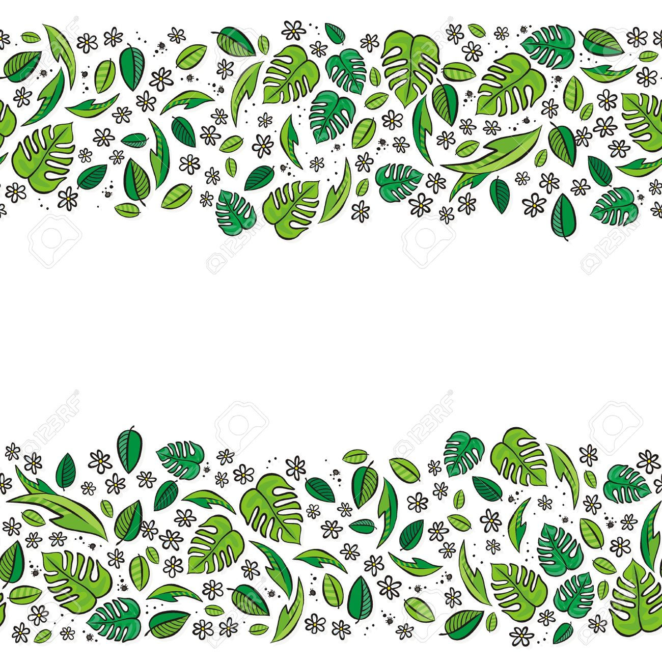 Free Secret Garden Clipart.
