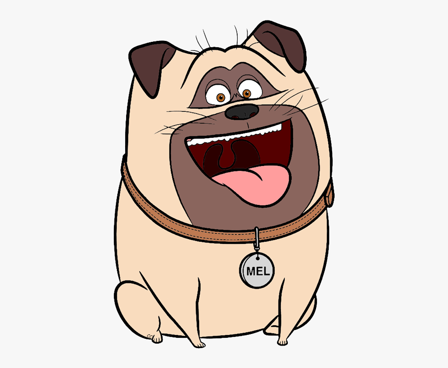 The Secret Life Of Pets Clip Art.