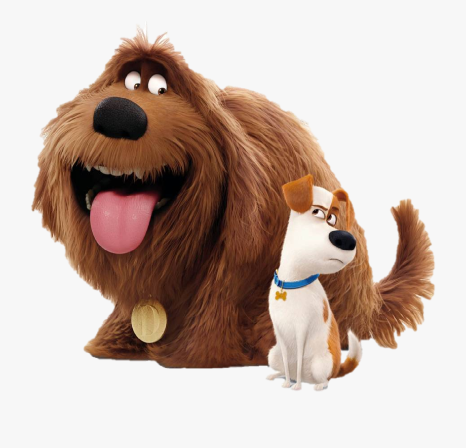 Max And Duke Secret Life Of Pets #1933807.