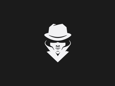 super secret logo by Ryan Wattaul on Dribbble.