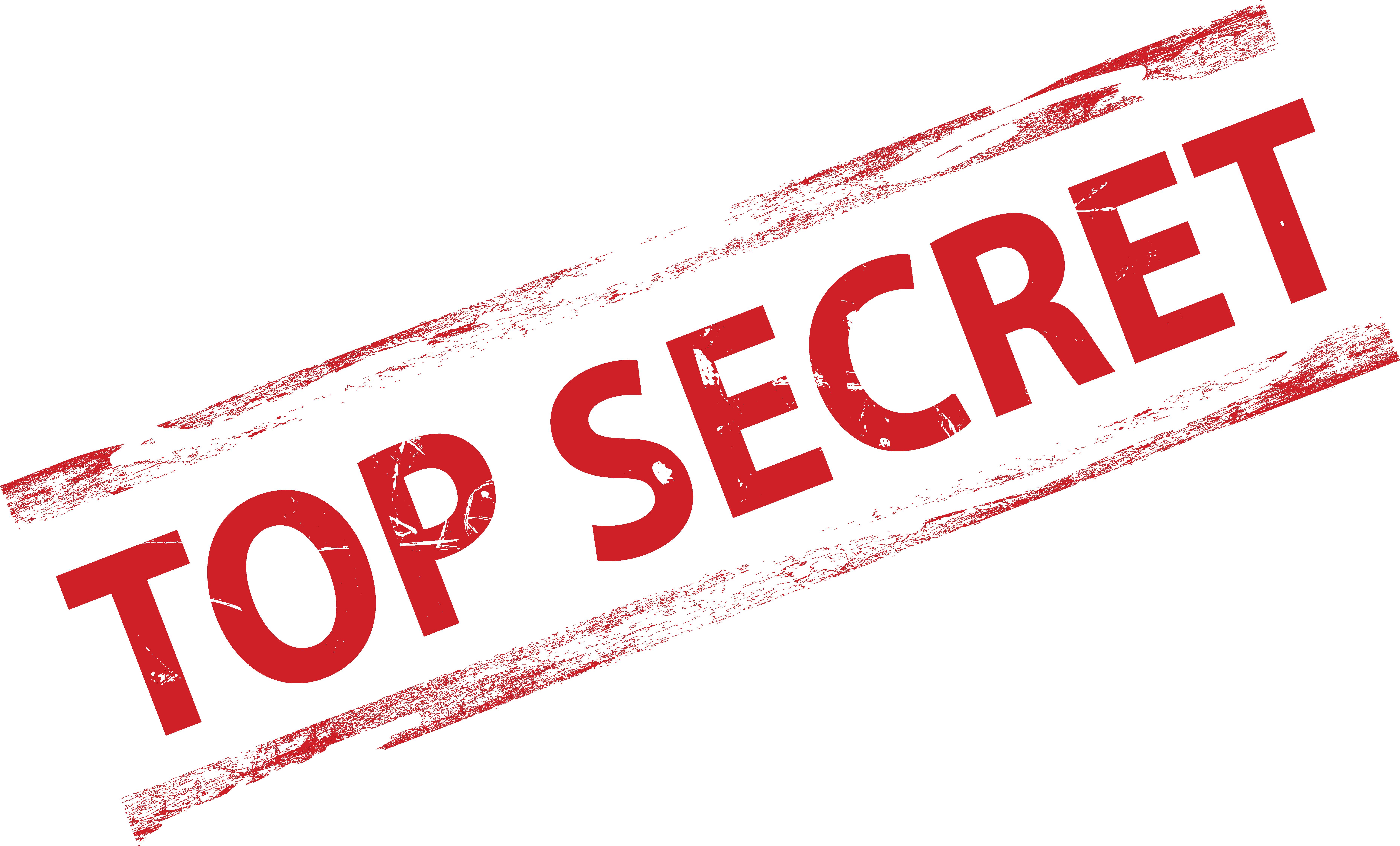 Missions clipart top secret, Missions top secret Transparent.