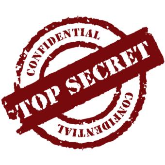 Top Secret Mission Clipart.