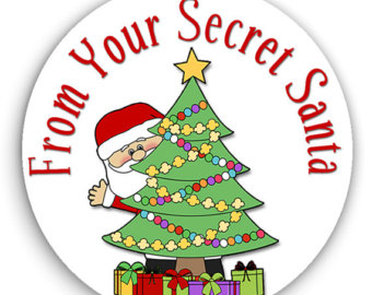 Free Secret Santa Cliparts, Download Free Clip Art, Free.