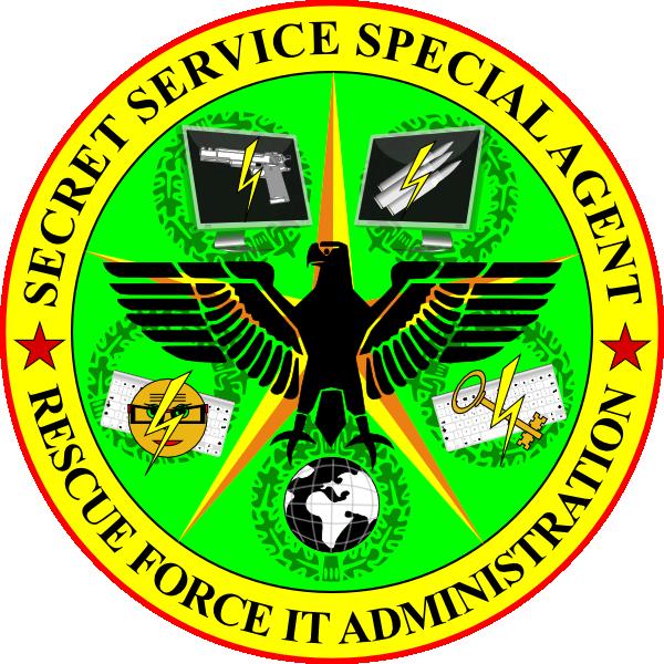 Secret Service Badge Clip Art at Clker.com.