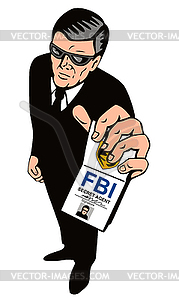Secret Service Clipart.