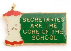 School Secretary Gift, Office Gift, Door Decoration, Gift for.