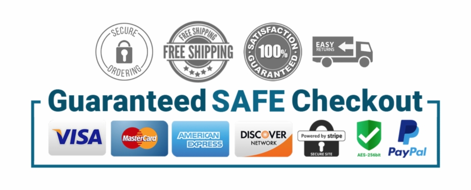 Guarantee Safe Checkout Free PNG Images & Clipart Download.