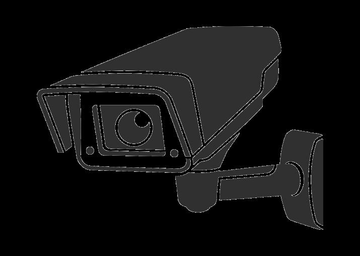 Security Camera PNG.