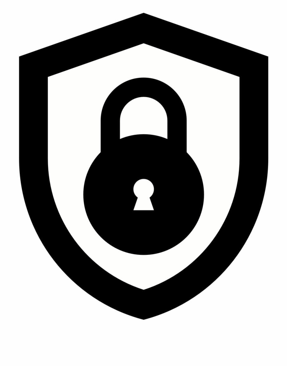 Padlock Clipart Data Security.