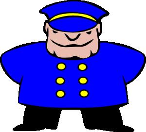Security clip art image #23316.