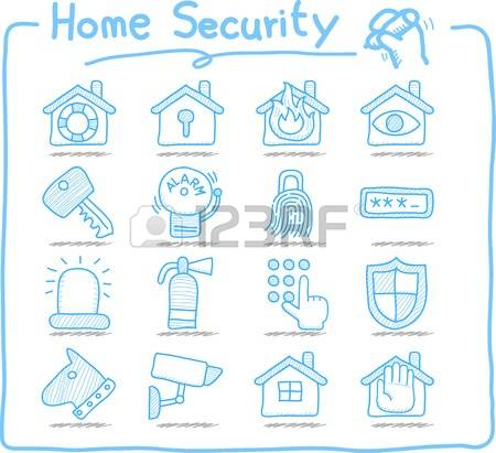 24,681 Security Door Cliparts, Stock Vector And Royalty Free.