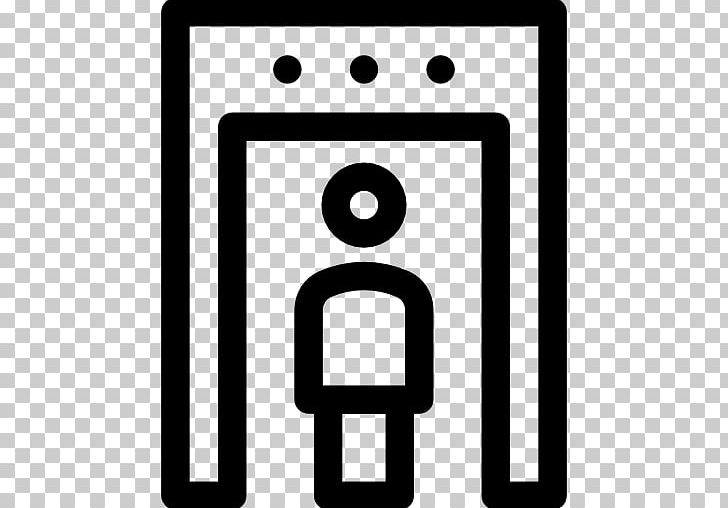 Full Body Scanner Computer Icons Gate Airport Security PNG.