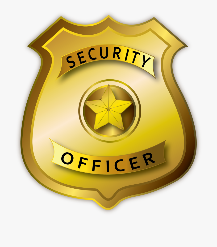 Security Officer Magazine Logo Rework Susanne Pote, Cliparts.