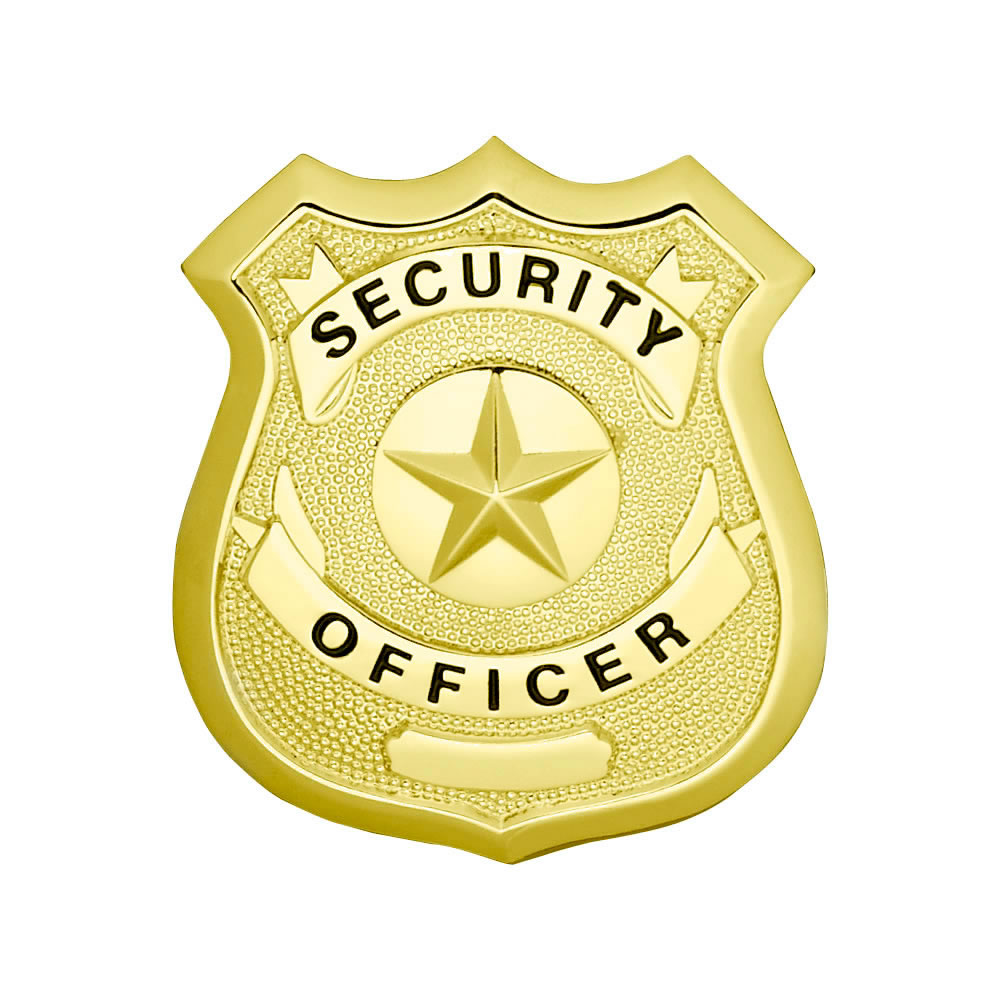 Security Badge Clipart.