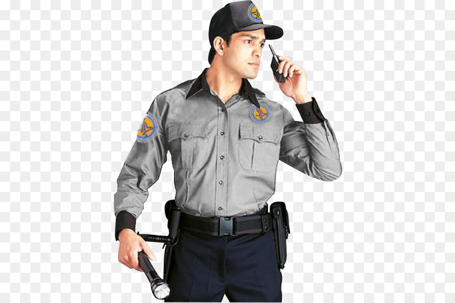 Security Guards Sleeve png download.