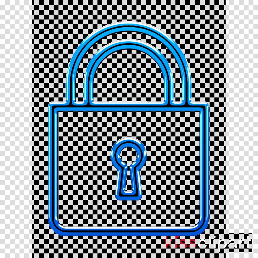 Security icon Password icon Lock icon clipart.