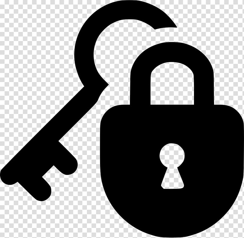 Padlock Key Computer Icons, security transparent background.