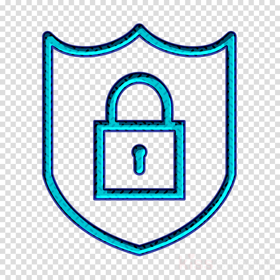 lock icon online icon security icon clipart.