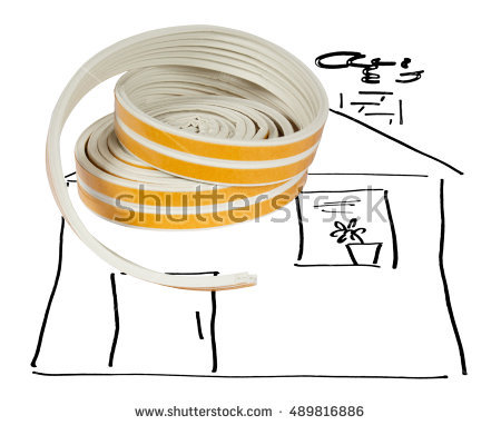 Sealing Tape Stock Photos, Royalty.