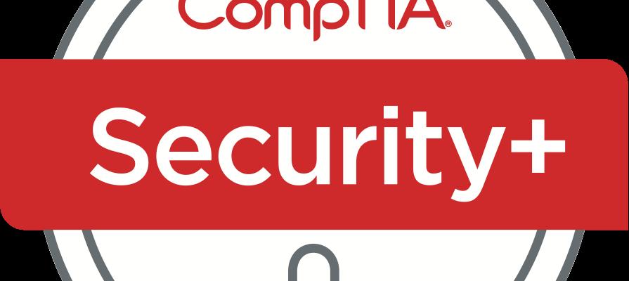 CompTIA Security+.