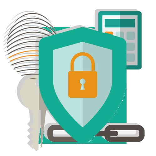 Web Security PNG Transparent Images.
