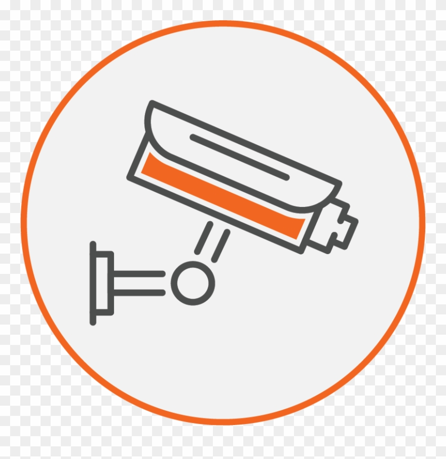 Icon Of Wireless Security Systems Installation & Business.