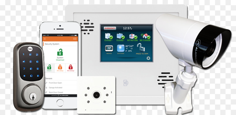 Security Alarms & Systems Home Security #75551.