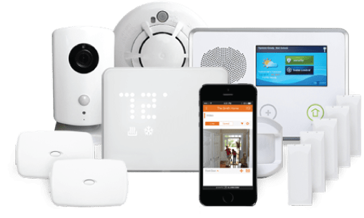 Home Security System PNG Transparent Images.